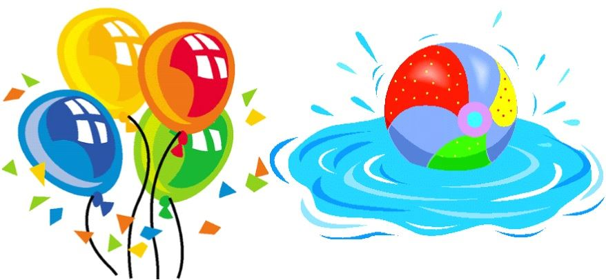 Swim party clipart clip art transparent Pool Party Clipart Images   Free download best Pool Party ... clip art transparent