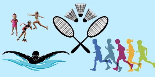 Swim tennis basketball games clipart picture free stock 2-day master games from December 29 | YoGems picture free stock