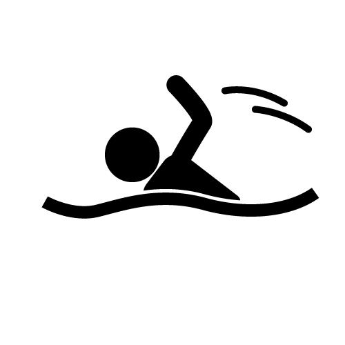 Swimmer clipart silhouette clip black and white library Free Swimmer Silhouette Clip Art, Download Free Clip Art ... clip black and white library