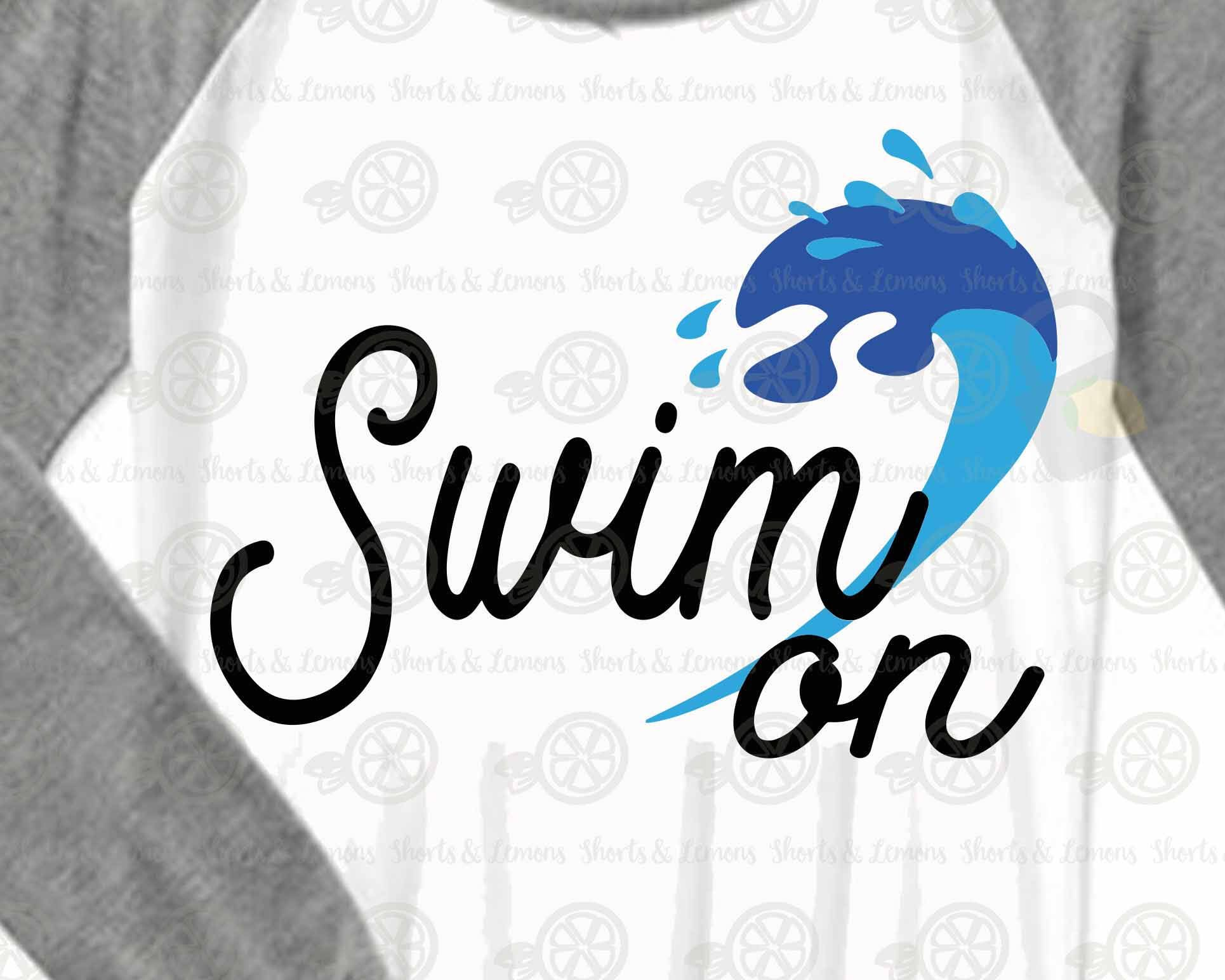 Swimming clipart for t shirts jpg free download Swim on svg, Swimming SVG, Swim svg, Swimming Clip art, Swim ... jpg free download