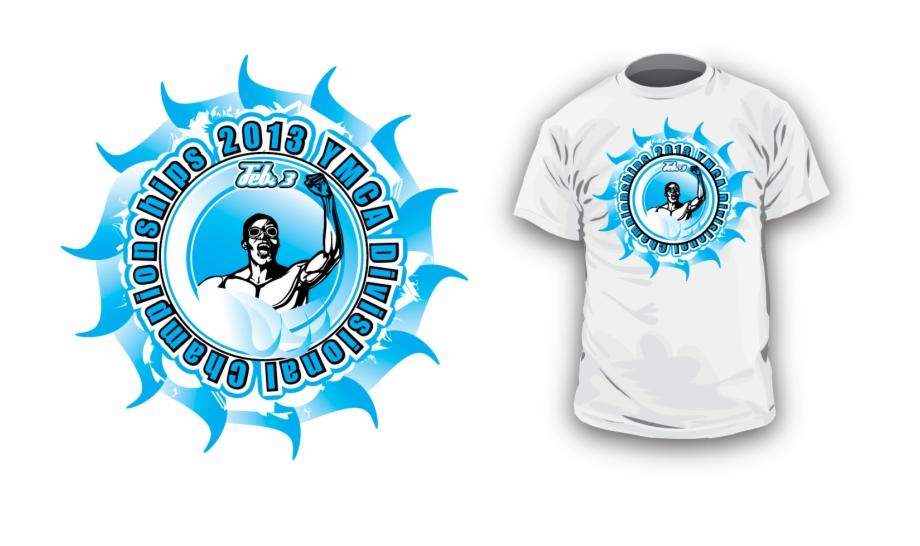 Swimming clipart for t shirts graphic black and white Popular T Shirt Design - Swim Championship T Shirt Designs ... graphic black and white
