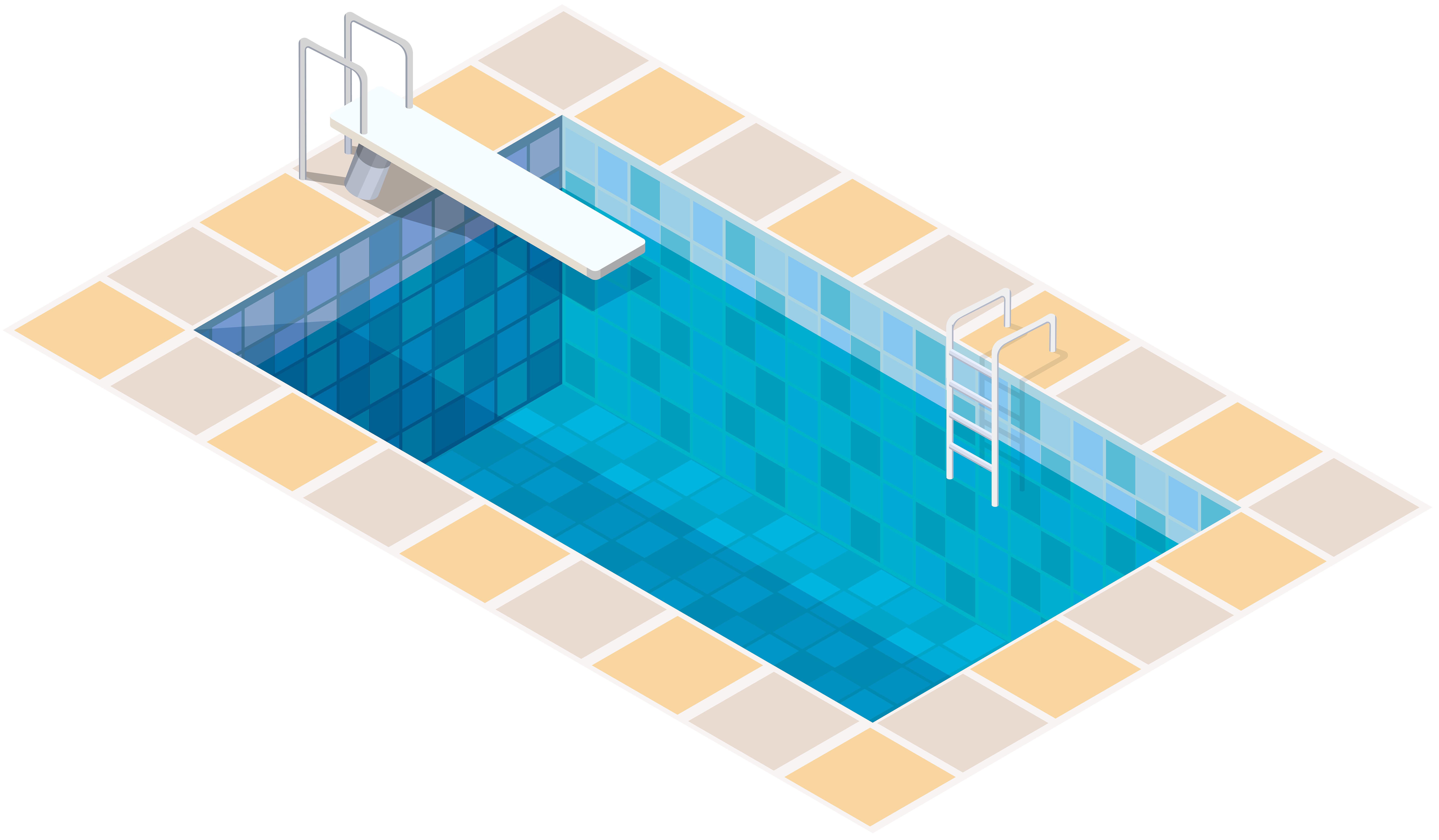 Swimming clipart png banner royalty free Swimming Pool PNG Clip Art - Best WEB Clipart banner royalty free