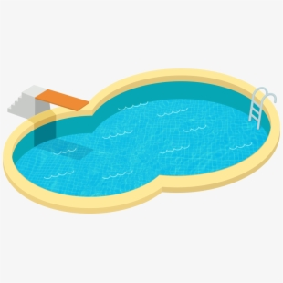Swimming pool clipart free download graphic transparent stock Free Swimming Pool Clipart Cliparts, Silhouettes, Cartoons ... graphic transparent stock