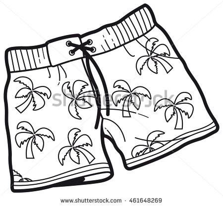 Swimsuit black and white clipart jpg royalty free Swimsuit Clipart Black And White (88+ images in Collection ... jpg royalty free