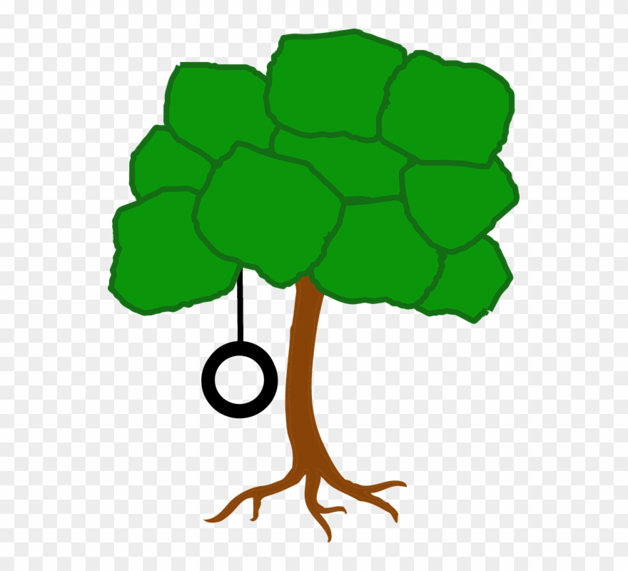 Swing by tree clipart image library Swing Clipart Tree Swing - Tree Swing Clipart - Png Download ... image library