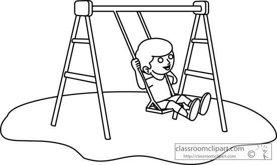 Swing clipart black and white svg black and white Swing clipart black and white 1 » Clipart Portal svg black and white
