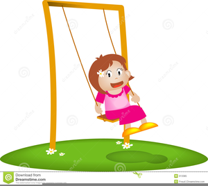 Swing clipart free vector royalty free stock Clipart Swing Set | Free Images at Clker.com - vector clip ... vector royalty free stock
