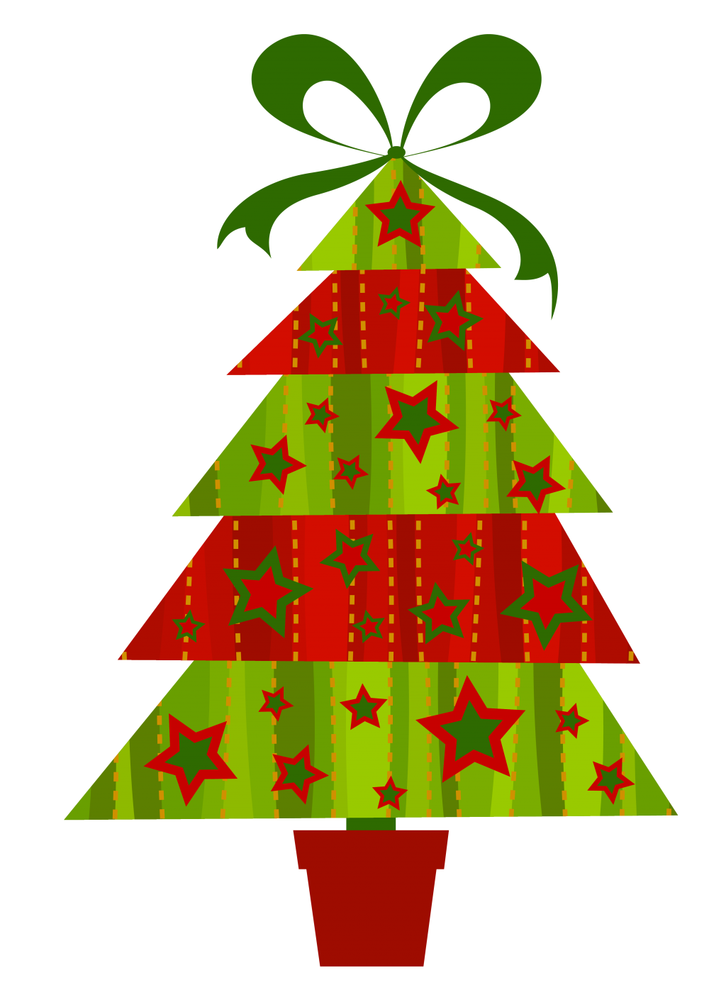 Swirl christmas tree clipart svg library stock Christmas Clipart Victorian | Free download best Christmas Clipart ... svg library stock