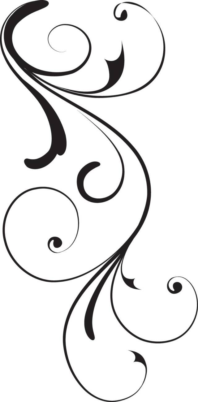Swirl design clipart free image library stock Heart swirls clipart free clipart images | Cards | Swirl ... image library stock
