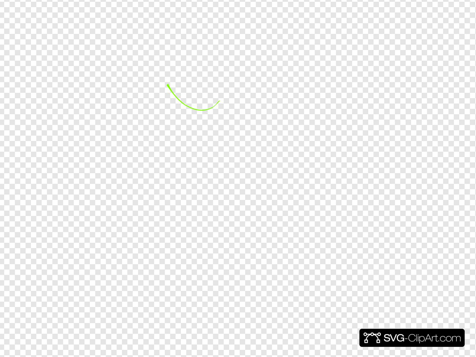 Swirl light clipart svg black and white Green Swirl Light Clip art, Icon and SVG - SVG Clipart svg black and white