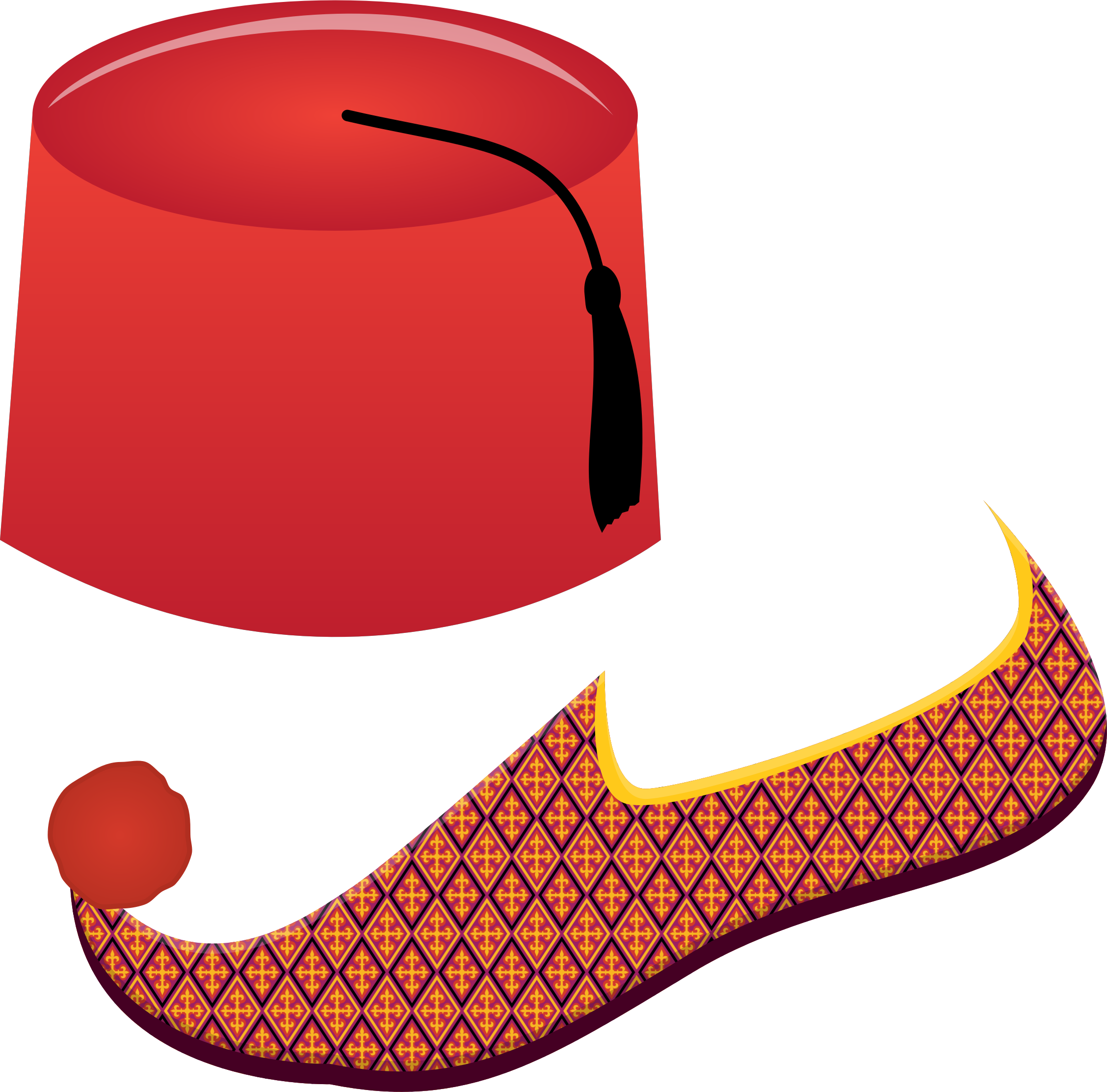 Turkey with a hat clipart image royalty free download Fez clipart - Clipground image royalty free download