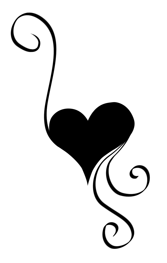 Swirling hearts clipart picture library Free Swirl Heart Cliparts, Download Free Clip Art, Free Clip ... picture library