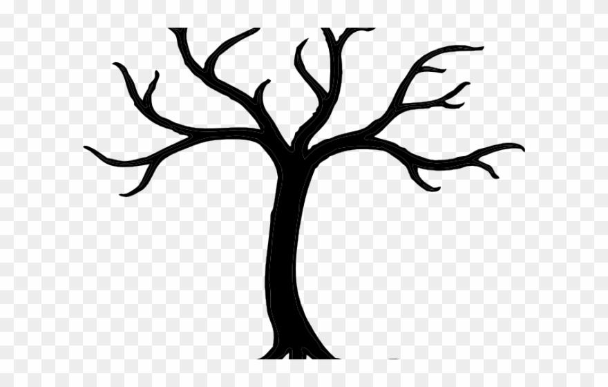 Swirly tree clipart free graphic freeuse library Branch Clipart Swirly Tree - Cartoon Tree No Leaves - Png ... graphic freeuse library