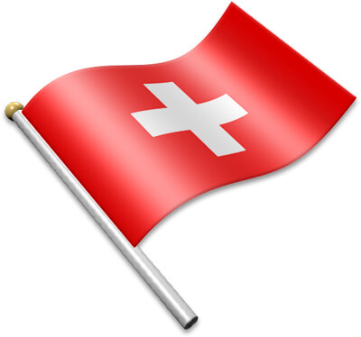 Switzerland flag clipart vector royalty free library Flag Icons of Switzerland | 3D Flags - Animated waving flags ... vector royalty free library