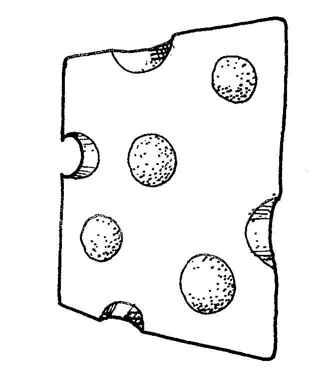 Swiss cheese black and white clipart clipart library Swiss Cheese Clip Art Black And White free image clipart library