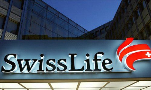 Swiss life logo clipart png free library Swiss Life Profit Rises on Asset Management png free library