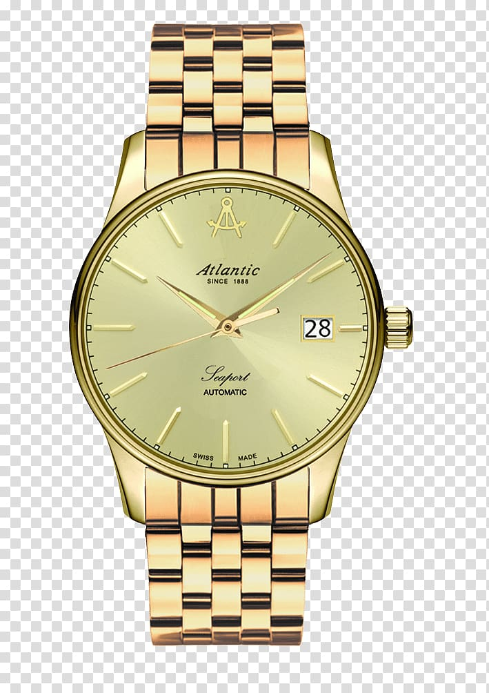 Swiss watch clipart svg royalty free stock Atlantic-Watch Production Ltd Automatic watch Clock Swiss ... svg royalty free stock