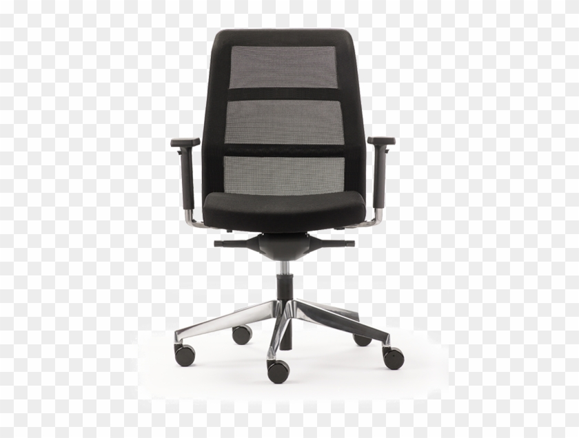 Swivel chair clipart back view banner royalty free download Paro 2 Swivel Chair, Back With Mesh - Office Chair, HD Png ... banner royalty free download