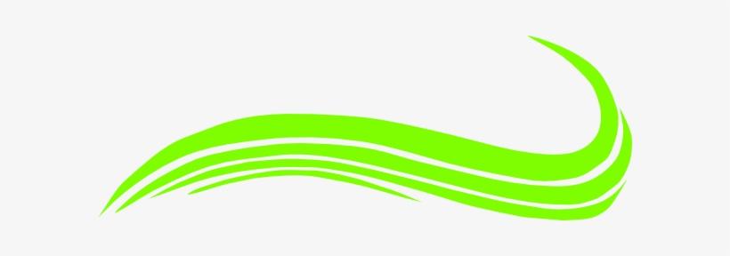Swoosh lines clipart vector transparent download Line Clipart Swoosh Pencil - Swoosh Clipart Green ... vector transparent download