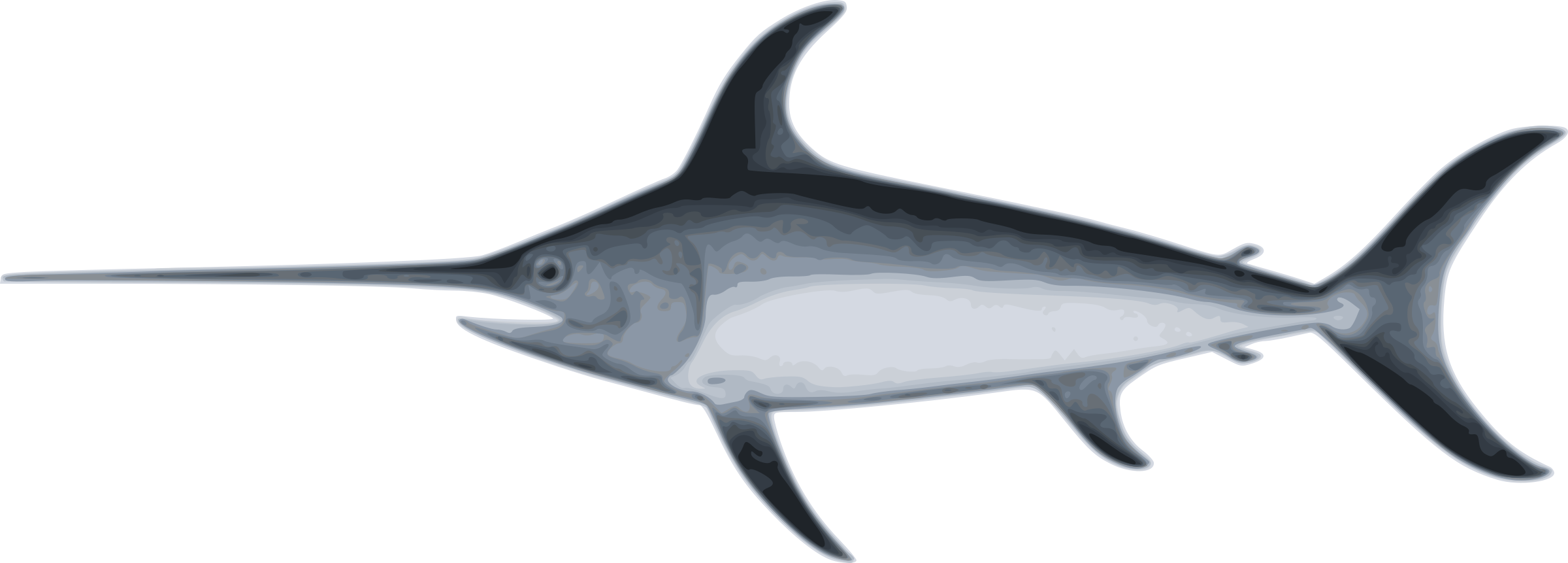 Sword fish clipart clip freeuse Clipart - swordfish clip freeuse