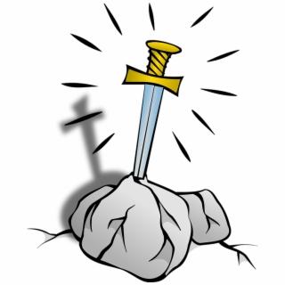 Sword in ground clipart vector freeuse stock King King Sword King Arthur India Usa England - Sword ... vector freeuse stock