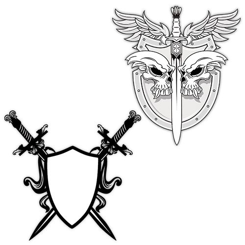 Sword in ground stand clipart black and white transparent clipart transparent stock 16 Sword Tattoo Designs and their Meanings | Tattoos | Sword ... clipart transparent stock