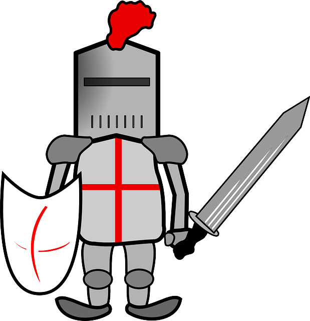Sword in ground stand clipart black and white transparent image transparent stock Knight Shield Clipart | Free download best Knight Shield ... image transparent stock