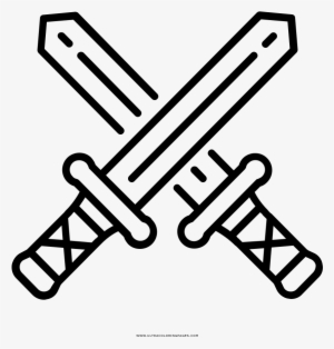 Swords clashed clipart clip library library Crossed Swords PNG, Transparent Crossed Swords PNG Image ... clip library library