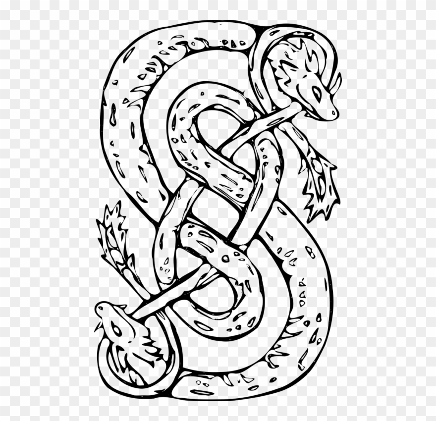 Symbol for loki clipart free Loki Snake Symbol Clipart (#3313342) - PinClipart free