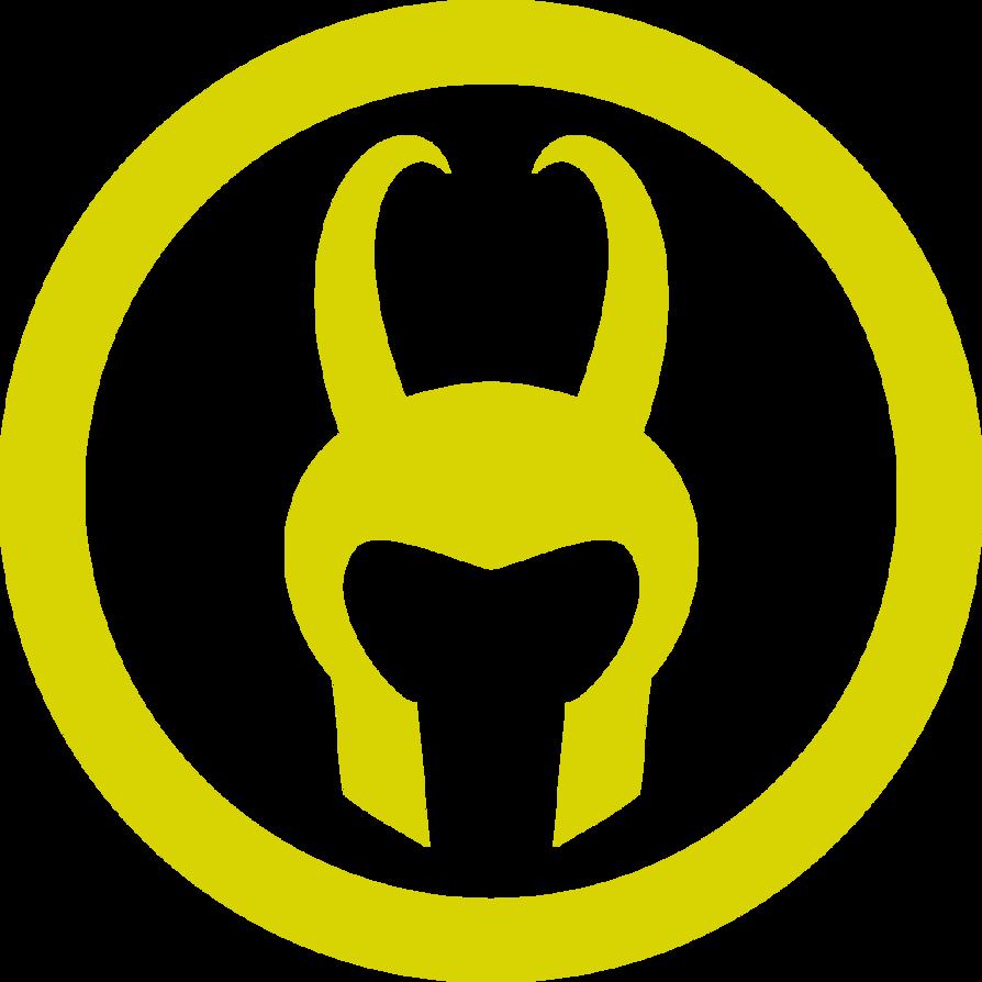Symbol for loki clipart svg royalty free download Loki Symbol by JMK-Prime.deviantart.com on @DeviantArt ... svg royalty free download