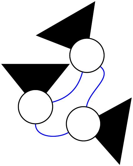 Symbol of judaism clipart pfd clipart stock tikz pgf - Use a custom shape as a \
