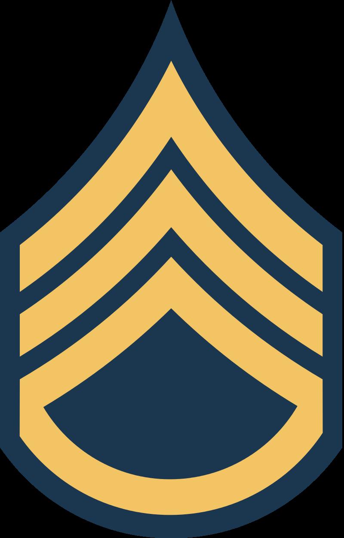 Symbol of judaism clipart pfd vector freeuse U.S. Army- Staff Sergeant (SSG) E6 rank | flag | Army ... vector freeuse