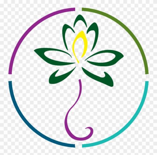 Symbolic clipart clip black and white stock Lotus Flower Buddha Symbols – Free Transparent PNG Clipart ... clip black and white stock