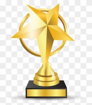 Symmetrical trophy clipart clip art stock Clipart Books Trophy - Awards Trophy Png Transparent Png ... clip art stock