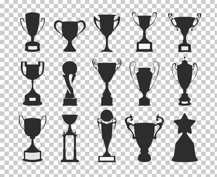 Symmetrical trophy clipart vector library stock Trophy Silhouette PNG, Clipart, Abstract Shapes, Award ... vector library stock