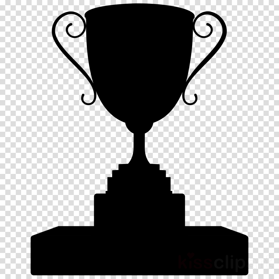Symmetrical trophy clipart png royalty free download Trophy Cartoon clipart - Trophy, Silhouette, Illustration ... png royalty free download