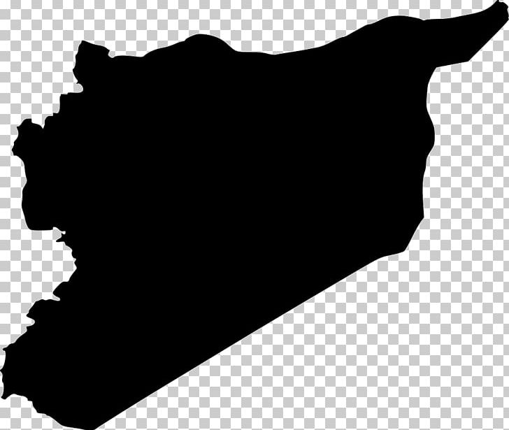 Syria map clipart clipart library Syrian Civil War Map Flag Of Syria PNG, Clipart, Black ... clipart library