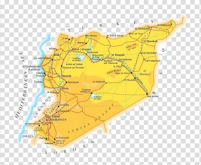 Syria map clipart clip library stock Palmyra Laos Vietnam Syria Map, Syria map transparent ... clip library stock