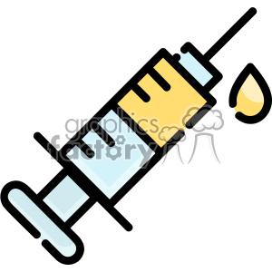 Syringe vector clipart picture transparent Syringe vector clip art images clipart. Royalty-free clipart # 403890 picture transparent