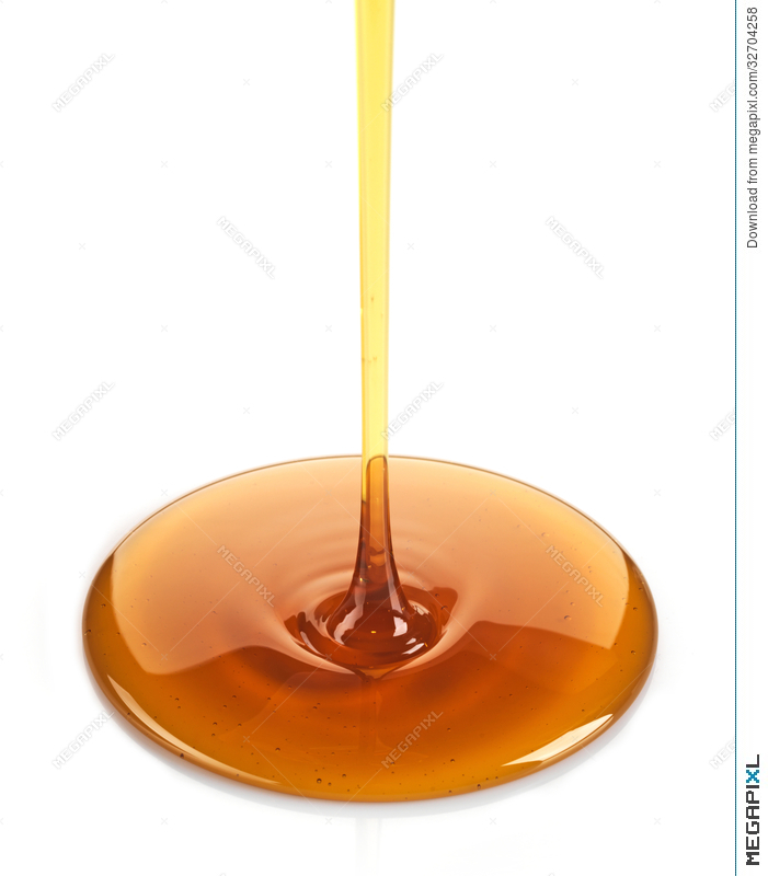 Syrup pouring clipart image free library Maple Syrup Stock Photo 32704258 - Megapixl image free library