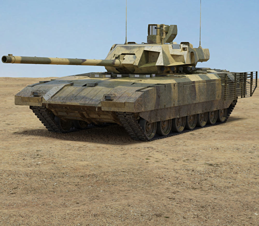 T 14 armata clipart vector library library T-14 Armata 3D model vector library library