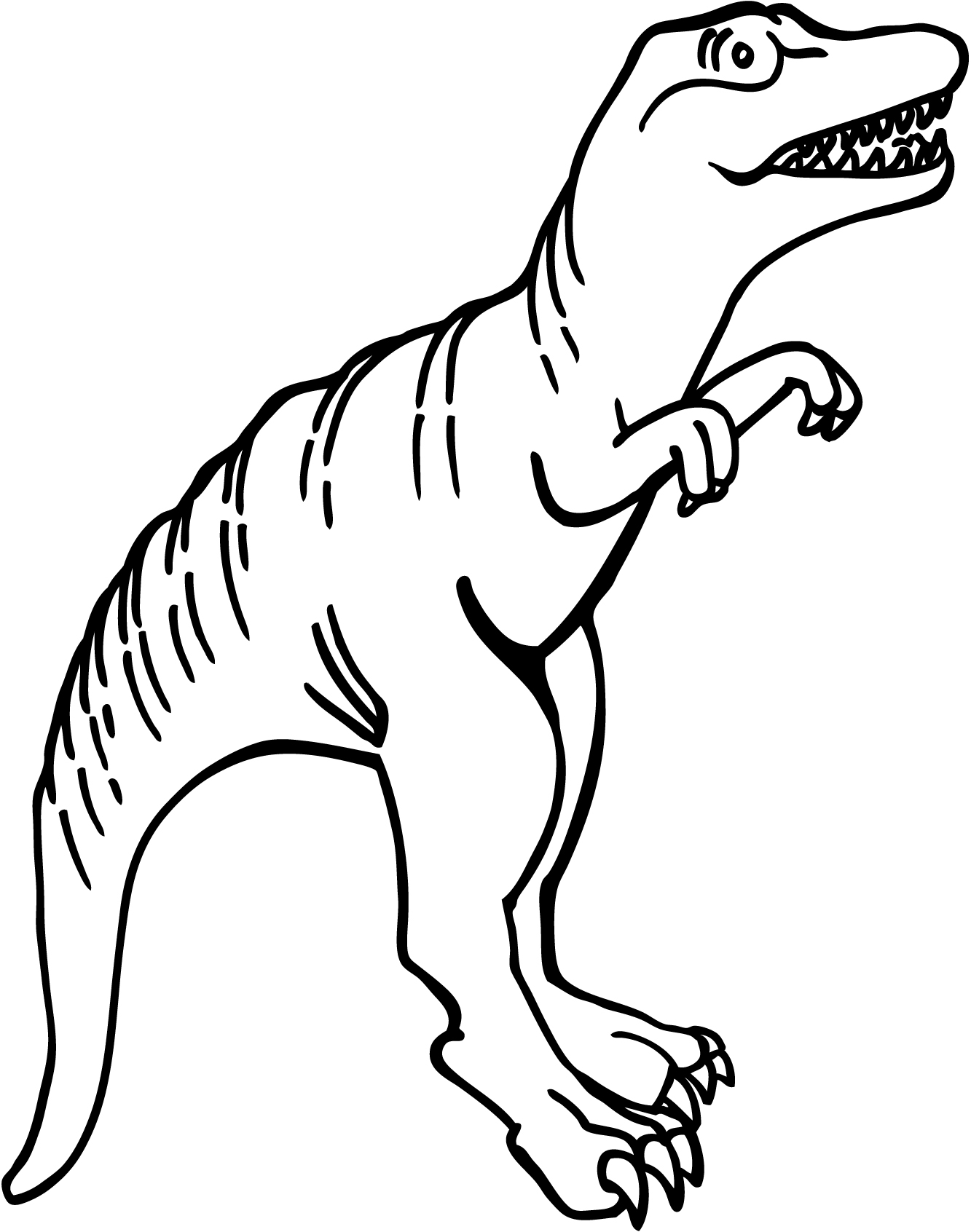 T rex clipart book black and white svg black and white Free T-Rex Cliparts, Download Free Clip Art, Free Clip Art ... svg black and white