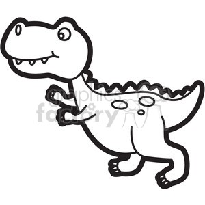 T rex clipart book black and white clip black and white stock Collection of Trex clipart | Free download best Trex clipart ... clip black and white stock