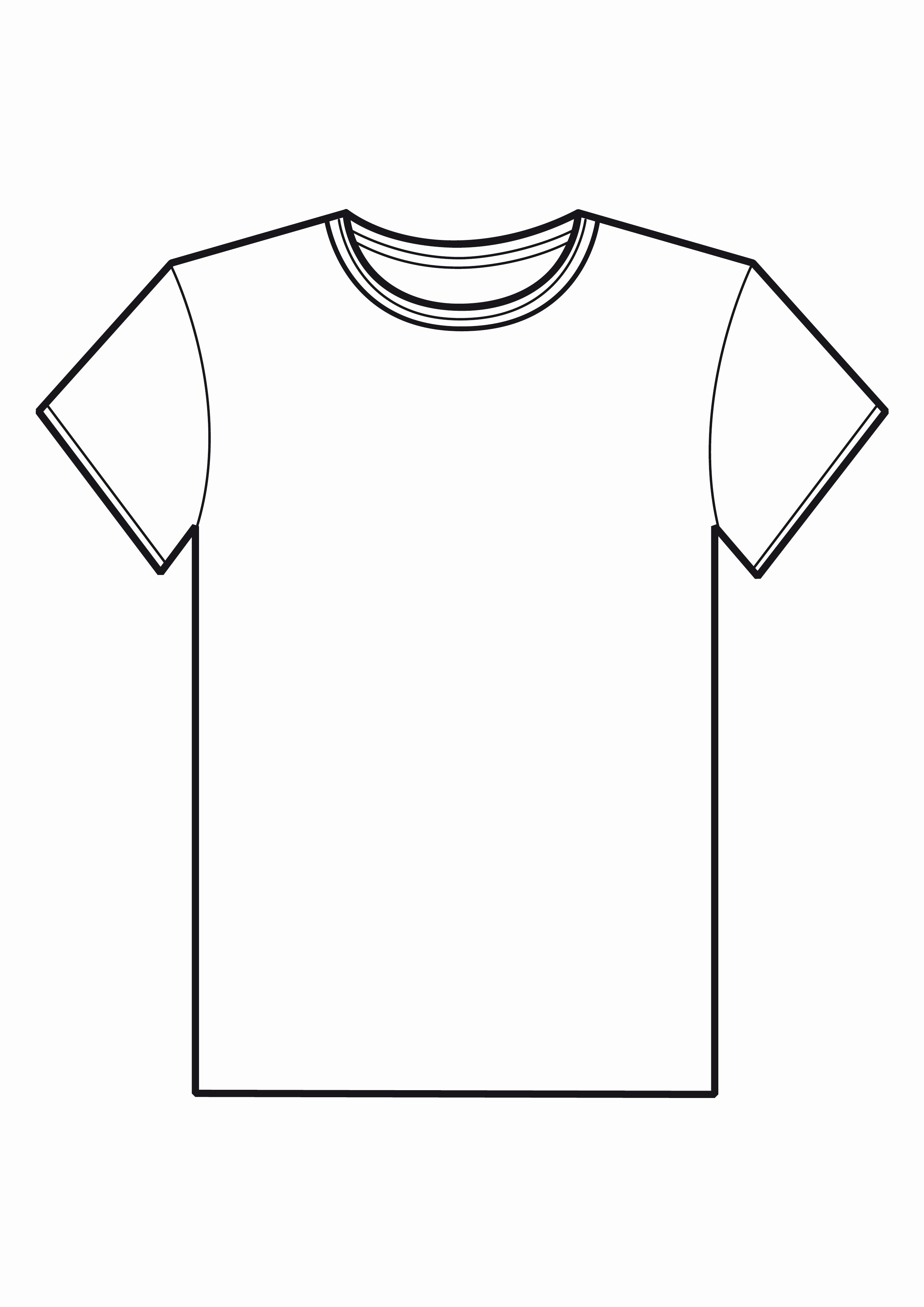 T shirt design clipart png black and white stock T Shirt Design Clipart Sasa Tshirt Clip Art Net Intended For ... png black and white stock
