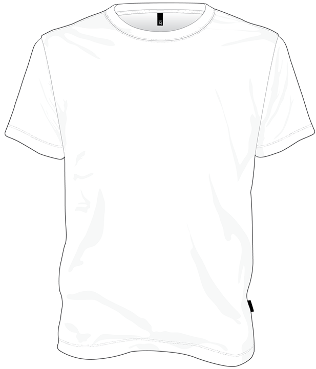 Free t shirt design template clipart images gallery for free ... image transparent library