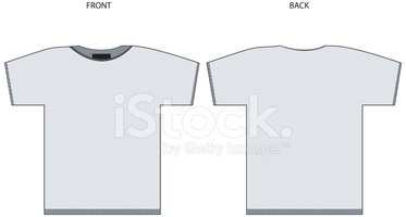 T shirt mockup clipart clip art freeuse download T Shirt Mockup vektory z knihovny - Clipart.me clip art freeuse download