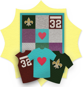 T shirt quilt clipart image freeuse T-Shirt Quilt | Happy Dance Quilting | Louisville, KY ... image freeuse