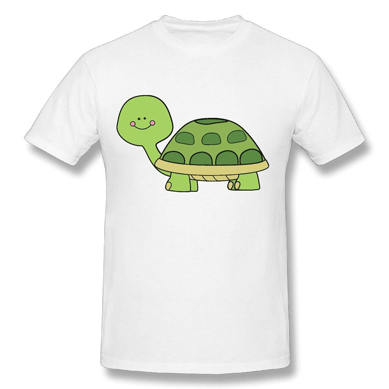 T shirt sleeve clipart png freeuse download Men\'S Cute Turtle Clip Art 100% Cotton Prints Casual Short Sleeve T Shirt  Men\'S High Quality Tops Hipster Harajuku Offensive T Shirt T Shirt Slogan  ... png freeuse download