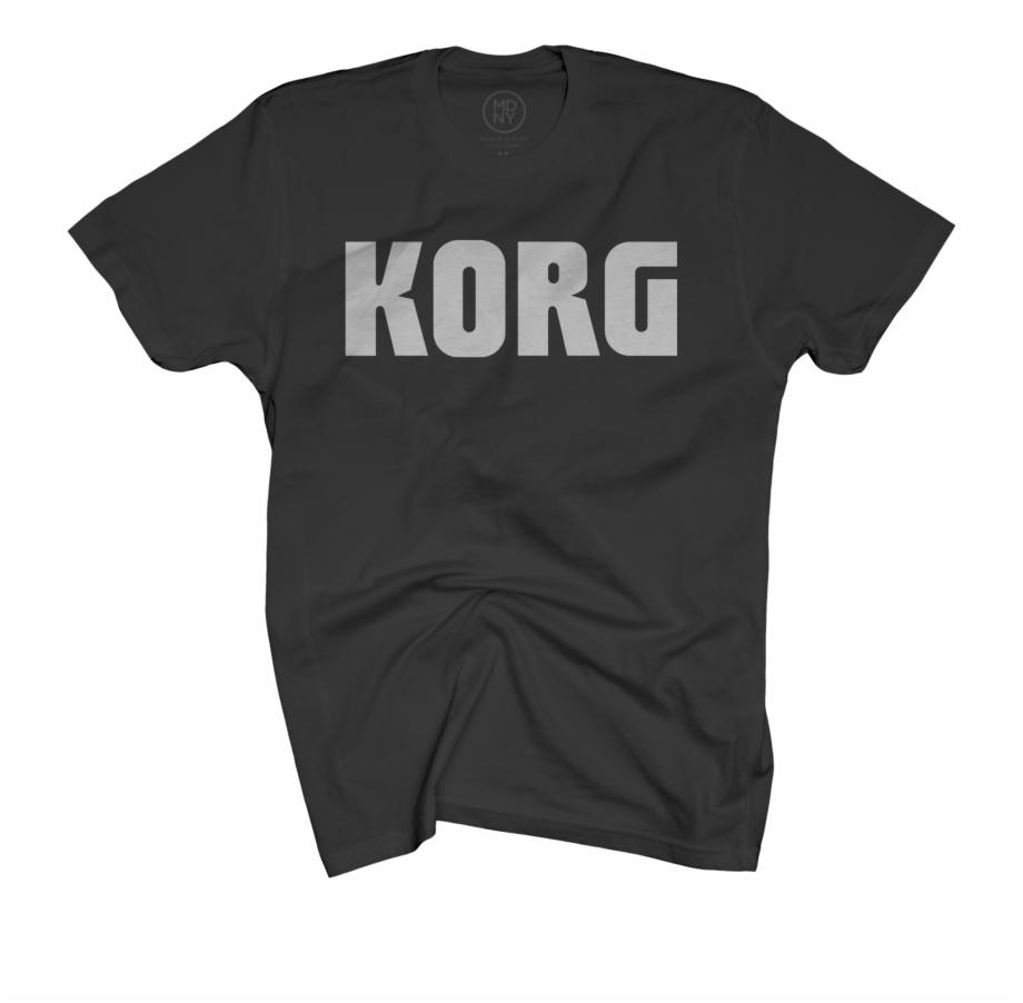 T shirt slogan cliparts clipart black and white library Korg Logo Black T-shirt $25 - Fishing T Shirts Slogan Free ... clipart black and white library
