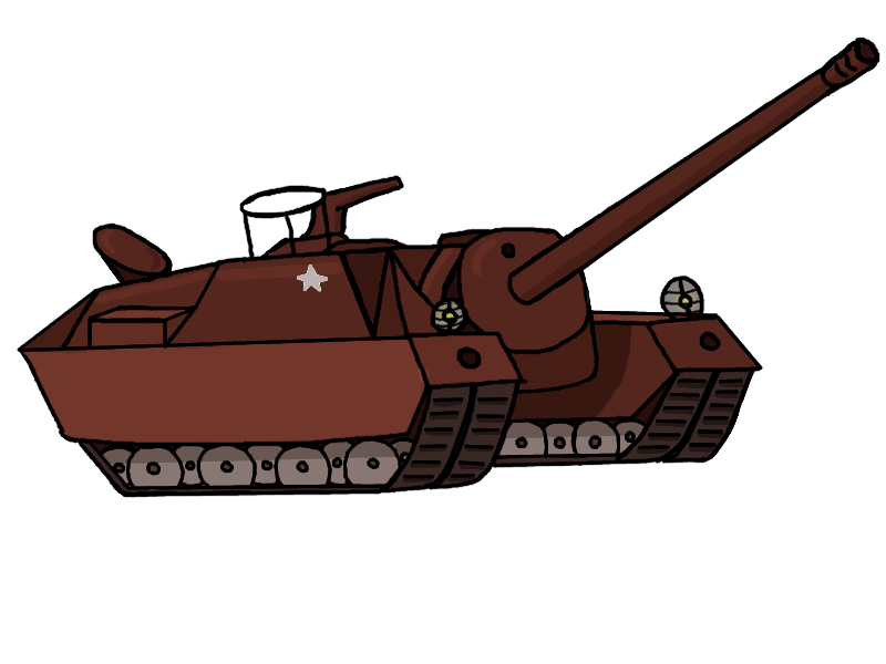 T95 clipart vector free stock Military clipart turret, Military turret Transparent FREE ... vector free stock